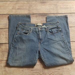 Levi's boot cut 14 S jeans